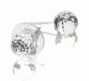 Crystal Golf Ball Earrings. GORGEOUS for Everyday Wear!