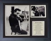 "Legends Never Die ""Johnny Cash III"" Framed Photo Collage, 28cm x 36cm"
