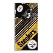 NFL Pittsburgh Steelers Beach Towel, 70cm by 150cm