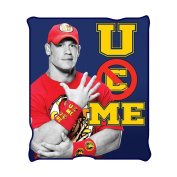 WWE WE0721 John Cena Fleece Throw Blanket, 130cm x 150cm