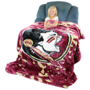 College Covers Florida State Seminoles Throw Blanket/Bedspread