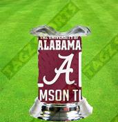 ALABAMA CRIMSON TIDE NCAA TART WARMER - FRAGRANCE LAMP - BY TAGZ SPORTS -  .