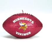 Minnesota Vikings 13cm Wax NFL Football Candle - NFL Football