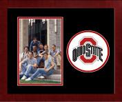 NCAA Ohio State Buckeyes University Spirit Photo Frame