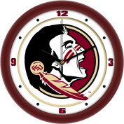 NCAA Florida State Seminoles Wall Clock, Traditional, One Size