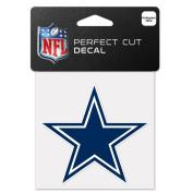 Dallas Cowboys Perfect Cut Decal - 10cm x 10cm