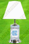 NORTH CAROLINA TAR HEELS NCAA LAMP - BY TAGZ SPORTS -  .