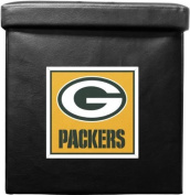 NFL Green Bay Packers Foldable Ottoman Box