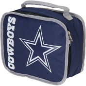 NFL Dallas Cowboys Sacked Lunchbox, 27cm , Navy