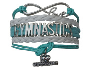 Gymnastics Bracelet- Girls Gymnastics Bracelet- Gymnastics Jewellery - Perfect Gift For Gymnast