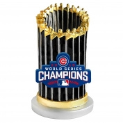 Chicago Cubs 2016 World Series Champion Trophy Paperweight