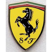 Ferrari Shield Logo Pin