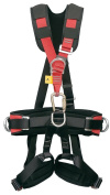 TreeUp, harness, seat belt, forestry accessories, P 71, size S
