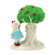 Snowbabies Department 56 Snowbabies Guest Collection Dorothy Picks Apples Figurine, 13cm