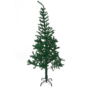 Christmas Tree Holiday Decoration 1.8m Tall Resuable Aritifical Metal Stand