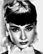 Audrey Hepburn Rare 8x10 Photo
