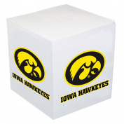 Iowa Hawkeyes Post-it Note Cube - Team Colour