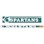 Michigan State Spartans Pencil 6-pack