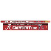 Alabama Crimson Tide Official NCAA Standard 18cm Pencils by Wincraft