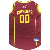 Cleveland Cavaliers Dog Jersey Small
