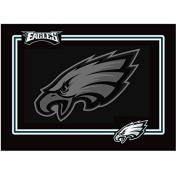 Philadelphia Eagles Premium Neoprene Pet Dog Bowl Mat Placement Non-Skid
