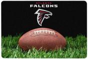 NFL Atlanta Falcons Classic Football Pet Bowl Mat, Large