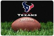 NFL Houston Texans Classic Football Pet Bowl Mat, Large