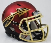 Florida State Seminoles Riddell Speed Mini Replica Garnet Football Helmet