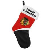 Chicago Blackhawks Basic Holiday Stocking - 2016