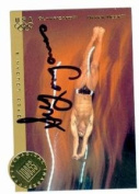 Autograph Warehouse 95147 Greg Louganis Autographed Card Usa Olympic Gold Medal Diver 1996 Upper Deck Olympicard No. M117
