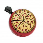 Electra Bicycle Electra Domed Dome Bell Bell Ringer Bicycle Bell - Pizza