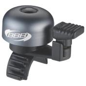 BBB EasyFit Deluxe Bicycle Bell BBB-14 - Black / Grey