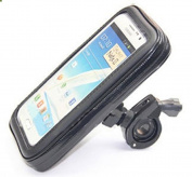 Bluelans® Waterproof Case Bike Mount Phone Holder for iPhone 6, for for for for for for for for for Samsung Galaxy note 2, Galaxy S6 Edge, Doogee Homtom Ht6, 14cm Display