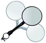 Barbieri Mir/3dswing Unisex Adult Mirror, Black