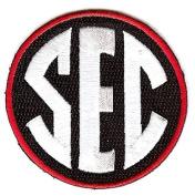 SEC Conference Team Jersey Uniform Patch Georgia Bulldogs