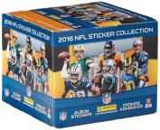 NFL 2016 Panini Sticker Refill Box, Small, Black