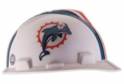 Safety Works NFL Hard Hat, Miami Dolphins