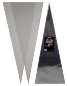 (1) 12X30 Pennant Topload Holders - Rigid Plastic Sleeves - BCW Brand