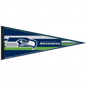 NFL Seattle Seahawks WCR63786613 Carded Classic Pennant, 30cm x 80cm