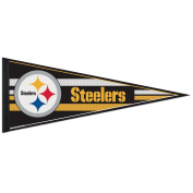 NFL Pittsburgh Steelers WCR63781513 Carded Classic Pennant, 30cm x 80cm