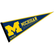 Michigan Wolverines Pennant Full Size Felt
