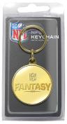 NFL Fantasy Football Bronze Coin Keychain, 20cm x 10cm x 2.5cm