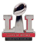 Super Bowl LI (51) 3-D Logo Pin