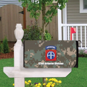 Military 82nd Airborne Division Magnetic Mailbox Cover