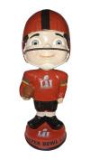 Super Bowl 51 Generic Vintage NFL Bobblehead Bobble head - Atlanta Falcons vs. New England Patriots - Only 144 Produced - Super Bowl LI