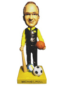 Michael Poll Milwaukee Panthers Limited Edition Bobblehead - Manager and Super Fan