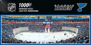 NHL St. Louis Blues Arena Puzzle (1000-Piece), Small, Grey