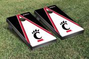 University of Cincinnati Bearcats Cornhole Game Set Triangle Version