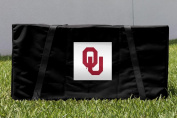 Oklahoma OU Sooners Cornhole Storage Carrying Case