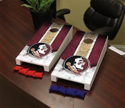 Florida State FSU Seminoles Desktop Mini Cornhole Game Set